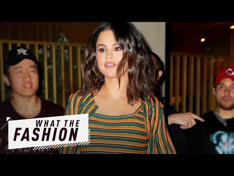 Does Selena Gomez&39; July 4th Outfit Fire Work?  What the Fashion  S2 Ep 12  E News