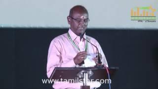 14th Chennai International Film Festival Opening Ceremony