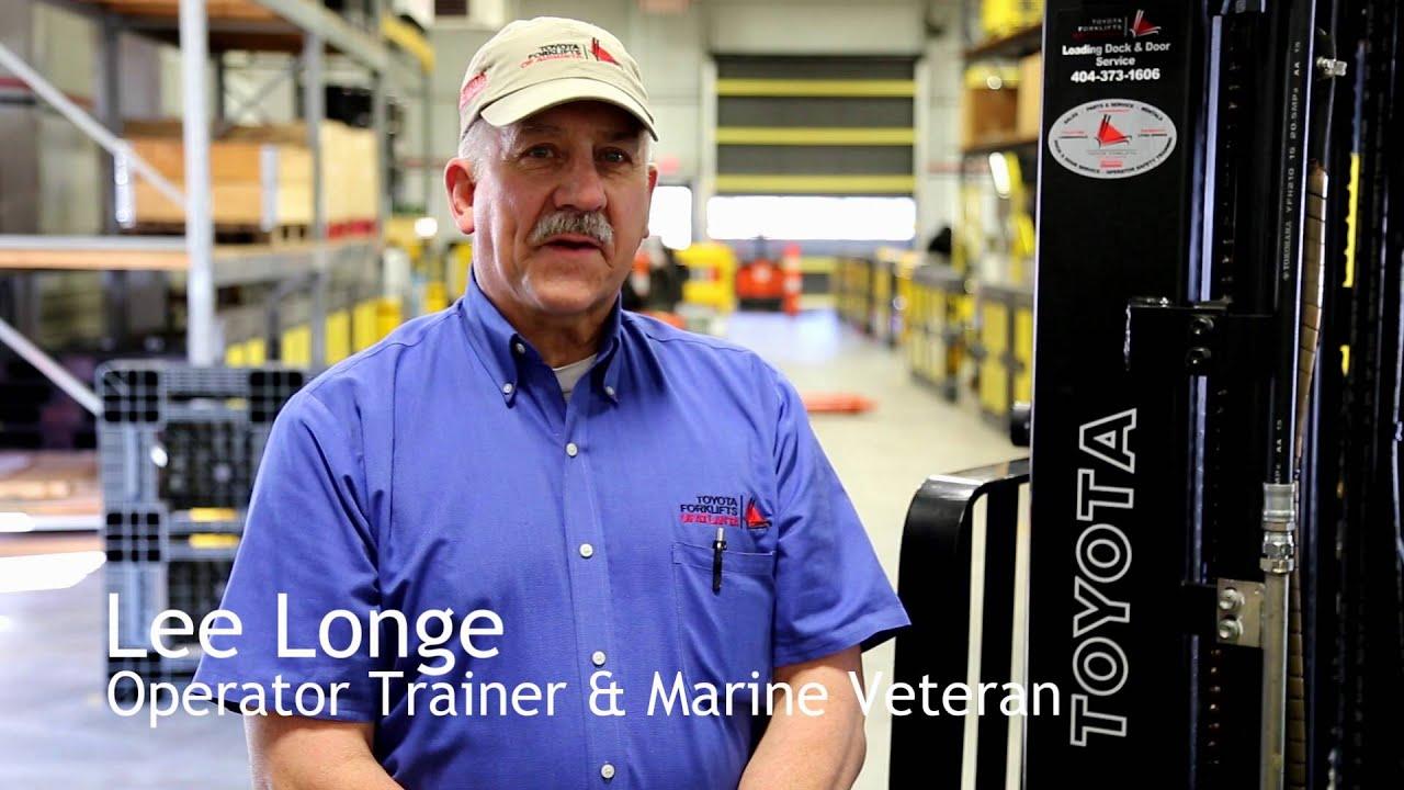 Tfa Forklift Operator Training Facility Atlanta Ga Youtube