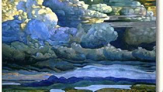 �������� ���� Земля Славянская (картины Н.К.Рериха) ������