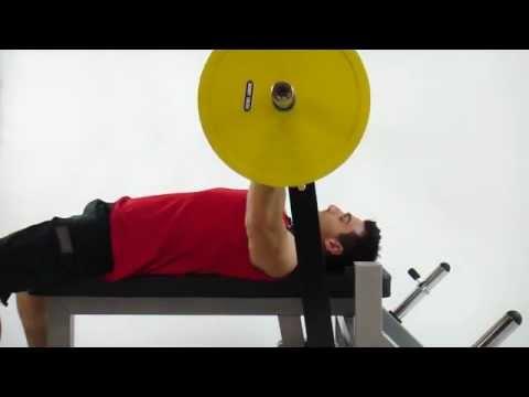 Shoulder Saver Bench Press.wmv