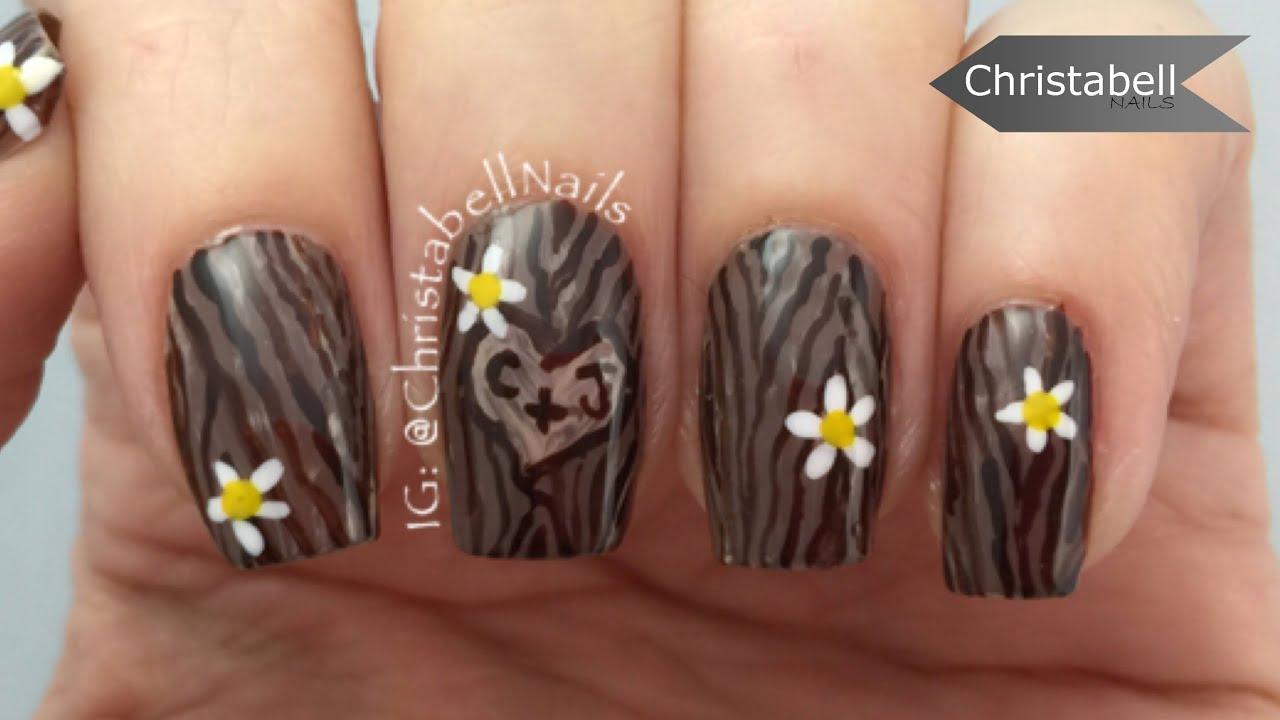 Initials On Nails | Best Nail Designs 2018