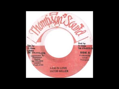 ReGGae Music 801 - Jacob Miller - I Am In Love [Thompson Sound]