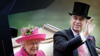 Le prince Andrew se retire de la vie publique