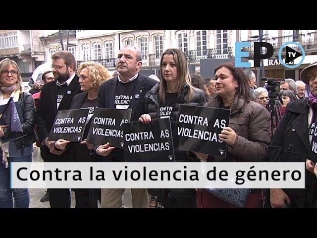 Actos por el Día contra la Violencia de Género en Lugo