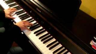 Muse - Piano -  Space Dementia