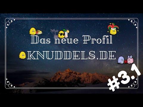 #3.1   Das neue Knuddels Profil