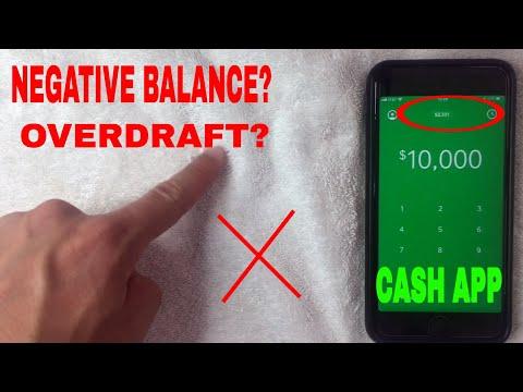 ✅ Can Cash App Balance Go Overdraft Negative? 🔴 - YouTube
