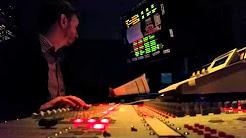 Broadcast news audio tech