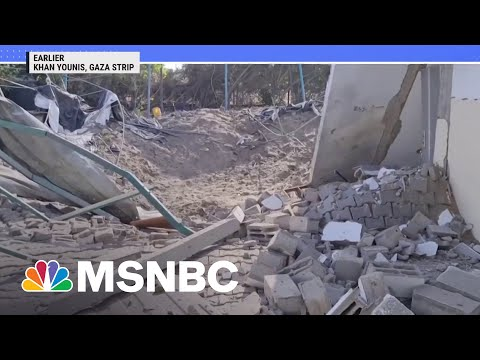 Air Strikes On Day 3 Of New Israeli Government