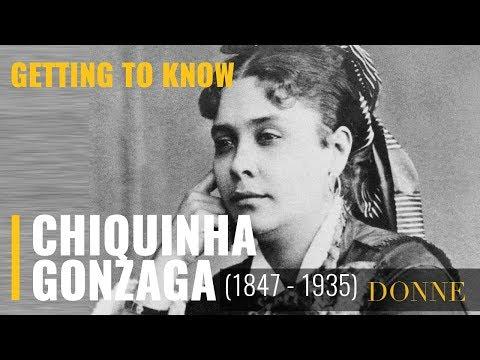 DONNE | Women in Music | CHIQUINHA GONZAGA (1847 - 1935)