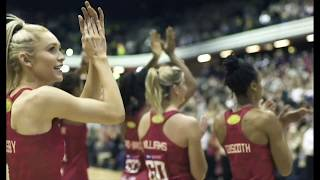 Introducing the Vitality Netball Nations Cup!
