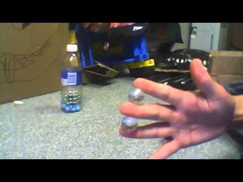 b-daman cobalt blade power test