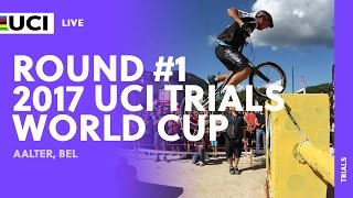 2017 UCI Trials World Cup / Aalter (BEL)