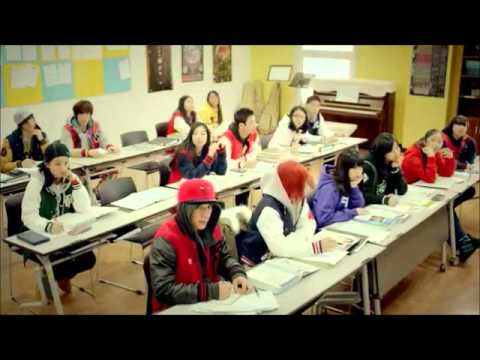 B.A.P (BANG AND ZELO) Never Give Up MV