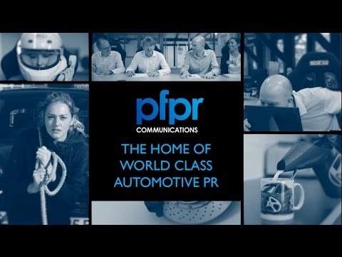 PFPR Communications - Europe's Leading Automotive PR And Communications Agency