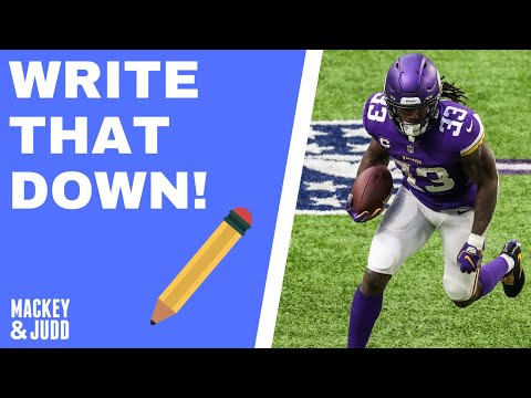 'The Minnesota Vikings will win the NFC North in 2021'