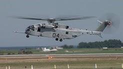 NAVAIR Clips: CH-53K Arrives at NAS Patuxent River