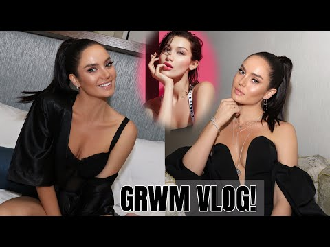 A day in my life! At the Dior Backstage launch in Los Angeles \\ Chloe Morello thumbnail
