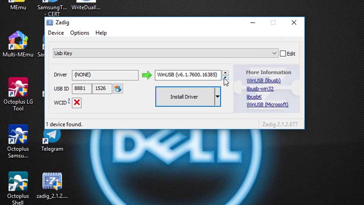 Install BST Smart Tool Driver Windows 10 / 64 BIT