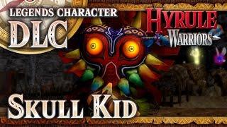 Hyrule Warriors - Legends Character DLC - Skull Kid