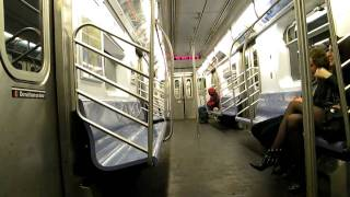 R142 (3) interior from Borough Hall to Hoyt st