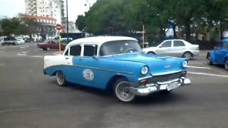 Cuban traffic