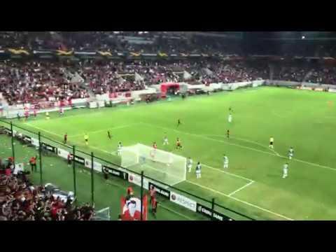Spartak Trnava 1:0 Anderlecht Brusel  20.09.2018 (Gooool)
