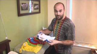 Survivor Dad: Dealing With Diapers - Video