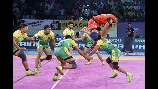Pro Kabaddi 2018 Highlights | Patna Pirates vs Bengaluru Bulls | Hindi