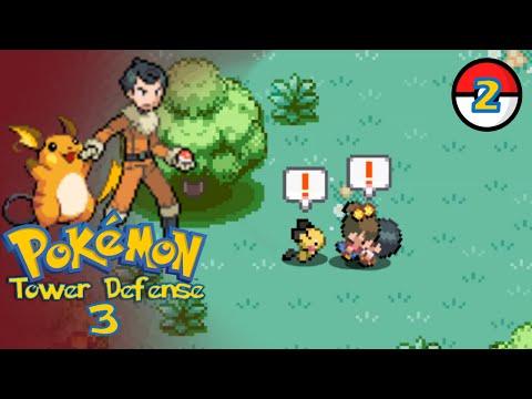 Pokemon Tower Defense 3 Part 1 - Family Betrayal!
