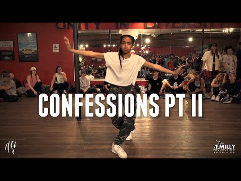 Usher - Confessions Pt II - @Willdabeast__ Choreography   Filmed by @TimMilgram