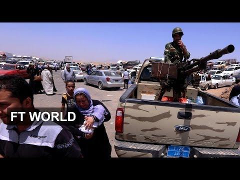 Iraq instability threatens Mideast