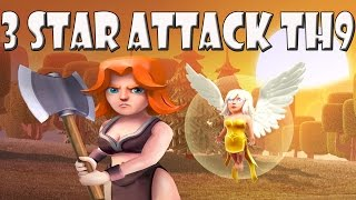 CoC Walküre 3 Star CW Attack | Let´s Play CoC/ Clash of Clans | Deutsch/ German