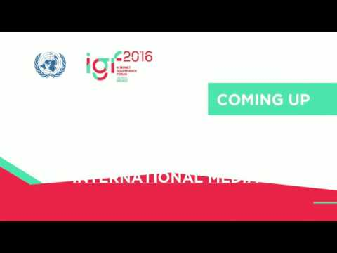 IGF 2016 - day 0 - WK 7 - International Media Support - Operational responses to online harassment