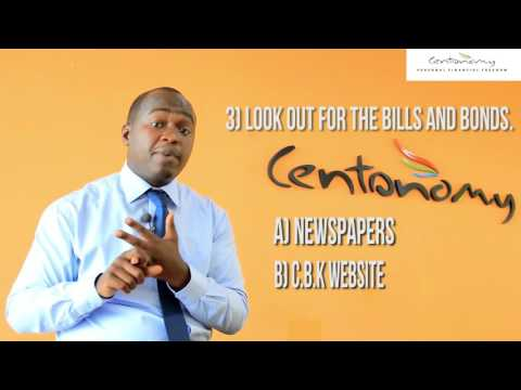 Tutorial Thursday: The 5 Steps To Buying Treasury Bills And Bonds In Kenya