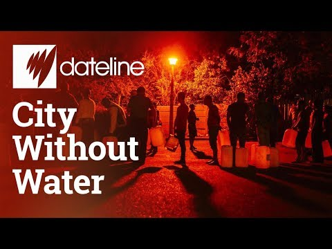 South Africa's Cape Town could be the first major city to run out of water