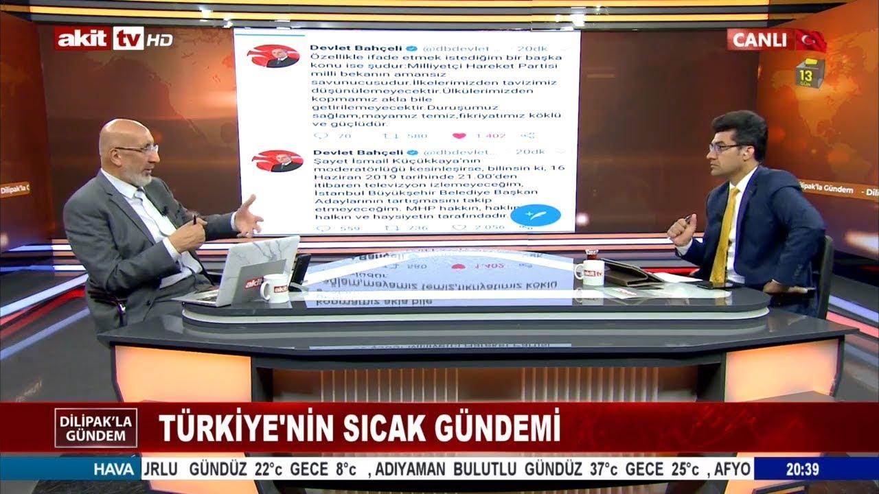 Dilipak'la Gündem - Türkiye'nin sıcak gündemi