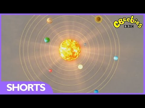 CBeebies Stargazing - Learning About The Solar System