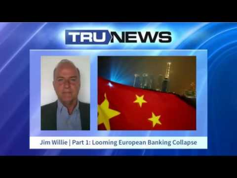 TRUNEWS 08/23/16 Jim Willie | Part 1: Looming European Banki