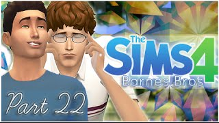 The Sims 4 Barnes Bros - {Part 22} Chris, you ARE the father!