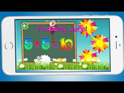 Free Math Games for Kindergarten