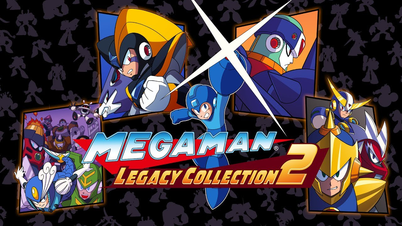 Image result for mega man legacy collection 2