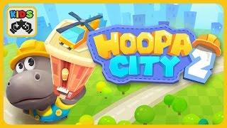 Hoopa City 2 * Доктор Панда и друзья строят город в игре для детей от Dr. Panda * iOS | Android