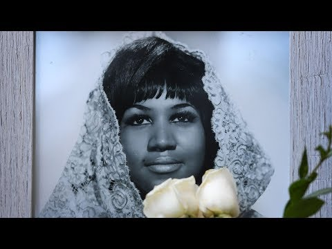 Aretha Franklin's funeral - live stream thumbnail