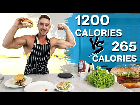 BODYBUILDING CHEESEBURGERS | How I Cook Burgers for Cutting AND Bulking | Zac Perna
