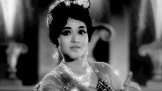 Hum Dil Ka Kanwal - Vyjayantimala, Lata Mangeshkar, Zindagi Song