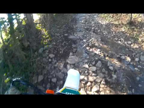 rocky lane xr 250 xt225 serow