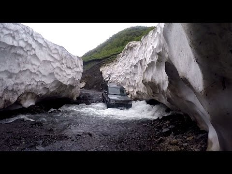 The way to Tusheti (Georgia) - dangerous road (Abano pass, 2994m)