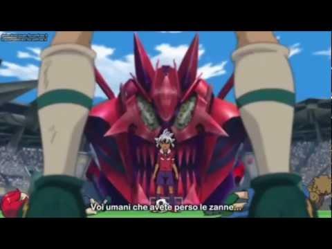 Inazuma Eleven Raimon VS The Ogre